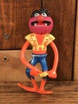 """Fisher-Price The Muppet Show """"Animal"""" Players Figure アニマル ビンテージ フィギュア マペットショウ 70年代"""