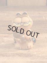 """Garfield """"Pooky"""" Vinyl Figure ガーフィールド ビンテージ ビニールフィギュア ソフビ 80年代"""