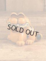 """Garfield """"Normal"""" PVC Figure ガーフィールド ビンテージ PVCフィギュア 80年代"""