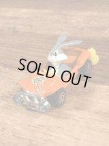 "Corgi Looney Tunes ""Bugs Bunny"" Die Cast Mini Car バッグスバニー ビンテージ ミニカー ルーニーテューンズ 70年代"