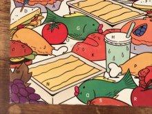 """他の写真1: McDonald's """"Garfield"""" Happy Meal Box マクドナルド ビンテージ ハッピーミールボックス ミールトイ 80年代"""