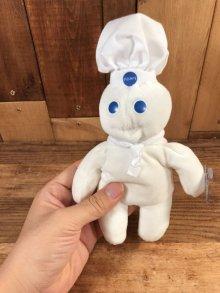 """他の写真3: Pillsbury Doughboy """"Poppin Fresh"""" Beanbag Doll ドゥーボーイ ビンテージ ビーンバッグドール ポッピンフレッシュ 90年代"""