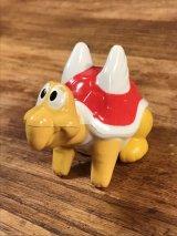 "McDonald's Super Mario Bros 3 ""Koopa Paratroopa"" Happy Meal Toy パタパタ ビンテージ ミールトイ スーパーマリオ 80年代"