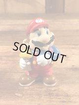 Applause Super Mario Bros PVC Figure スーパーマリオブラザーズ ビンテージ PVCフィギュア 80年代