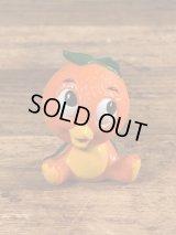 Walt Disney Orange Bird PVC Figure オレンジバード ビンテージ PVCフィギュア ディズニー 70年代