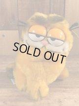 "Dakin Garfield ""Small"" Mini Plush Doll ガーフィールド ビンテージ プラッシュドール ぬいぐるみ 80年代"