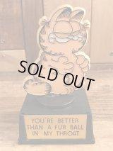 "Aviva Garfield ""You're Better Than ..."" Trophy ガーフィールド ビンテージ トロフィー 70〜80年代"
