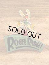 Roger Rabbit Enamel Pins ロジャーラビット ビンテージ ピンバッジ ピンズ 80年代