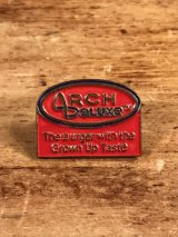 "McDonald's ""Arch Deluxe"" Metal Pins マクドナルド ビンテージ ピンバッジ アーチデラックス ピンズ 90年代"
