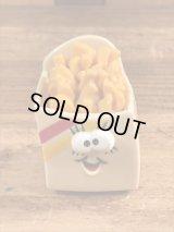"Burger King Lickety Splits Rolling Racers ""French Fries"" Meal Toy バーガーキング ビンテージ ミールトイ ハッピーミール 80年代"