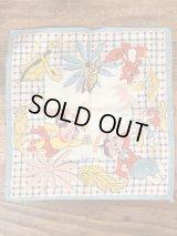 Mighty Mouse Cotton Kids Handkerchief マイティマウス ビンテージ キッズハンカチ 50年代