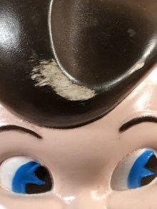 他の写真1: Niagara Plastics Big Boy Coin Bank Doll ビッグボーイ ビンテージ コインバンク 貯金箱 70年代