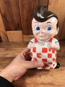 他の写真2: Niagara Plastics Big Boy Coin Bank Doll ビッグボーイ ビンテージ コインバンク 貯金箱 70年代