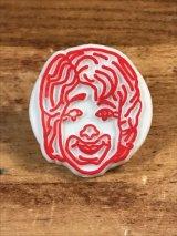 "McDonald's ""Ronald"" Plastic Toy Ring ロナルド ビンテージ トイリング マクドナルド 80年代"
