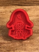 "McDonald's ""Captain Crook"" Plastic Toy Ring キャプテンクロック ビンテージ トイリング マクドナルド 80年代"