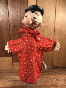 """他の写真3: Gundikins Babes In Toyland """"Gonzorgo"""" Hand Puppet おもちゃの王国 ビンテージ ハンドパペット ディズニー 60年代"""