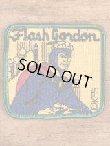 Flash Gordon Patch フラッシュゴードン ビンテージ ワッペン アメコミ 70年代