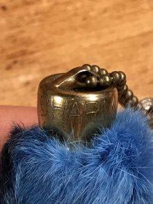 他の写真2: Rabbit Foot Lucky Charm Keychain ラビットラッキーチャーム ビンテージ キーチェーン USA 50年代