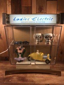 他の写真3: Ladies Electric Lighted Watch Display Case ライトアップ ビンテージ ディスプレイケース 店頭用 60〜70年代