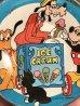 60〜70年代頃のミッキーマウスなどのディズニーキャラクターが描かれたビンテージの子供用小皿