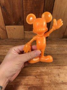 他の写真2: Marx Disney Mickey Mouse Plastic Figure ミッキーマウス ビンテージ フィギュア ディズニー マークス 60年代