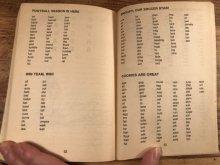 他の写真2: Peanuts The Snoopy Scrambled Word-Find Puzzle Book スヌーピー ビンテージ ワードパズルブック ウッドストック 70年代