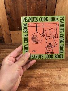 """他の写真3: Peanuts Snoopy """"Peanuts Cook Book"""" Picture Book スヌーピー ビンテージ 絵本 ピクチャーブック 70年代"""