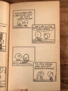 """他の写真2: Peanuts Snoopy """"You Are Too Much, Charlie Brown"""" Comic Book スヌーピー ビンテージ コミックブック 60〜70年代"""