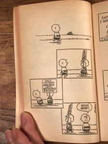 """他の写真1: Peanuts Snoopy """"You Are Too Much, Charlie Brown"""" Comic Book スヌーピー ビンテージ コミックブック 60〜70年代"""