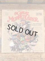 The Great Muppet Caper LP Record マペッツ ビンテージ レコード ミスピギー 80年代
