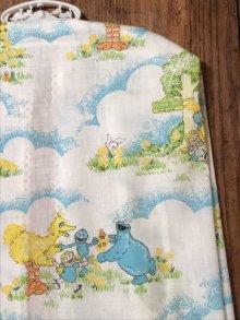 他の写真1: Sesame Street Cloth Hanger Bag セサミストリート ビンテージ ハンガーバッグ 70年代