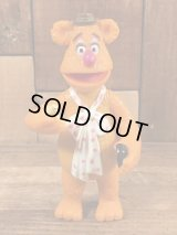 "Muppets ""Fozzie Bear"" Jack In The Box Meal Toy フォジー ビンテージ ミールトイ マペッツ 2000年代"