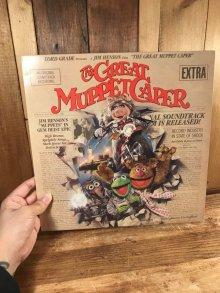 他の写真3: The Great Muppet Caper LP Record マペッツ ビンテージ レコード ミスピギー 80年代