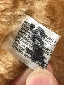 """他の写真1: Direct Connect The Muppets """"Fozzie Bear"""" Plush Doll フォジー ビンテージ プラッシュドール マペッツ 80年代"""