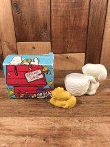 Avon Peanuts Snoopy & Woodstock Soaps スヌーピー ビンテージ 石鹸 ウッドストック 90年代