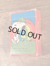Hallmark Peanuts Snoopy Miniature Playing Cards スヌーピー ビンテージ ミニトランプ 70〜80年代
