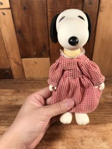 "他の写真2: Knickerbocker Peanuts Snoopy ""Belle"" Fun & Fashion Dress Up Doll スヌーピー ビンテージ ドール ベル 80年代"