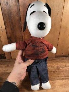 他の写真3: Ideal Peanuts Snoopy Rag Doll スヌーピー ビンテージ ラグドール 箱付き 70年代