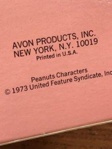 """他の写真2: Avon Peanuts """"Snoopy's Pal"""" Soap Dish And Soap スヌーピー ビンテージ ソープディッシュ&石鹸 70年代"""