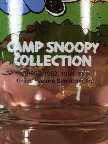 """他の写真2: McDonald's Camp Snoopy Collection """"The Struggle..."""" Glass スヌーピー ビンテージ グラスコップ 80年代"""