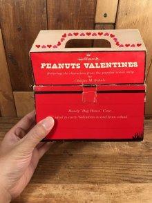 他の写真3: Hallmark Peanuts Snoopy Valentines Box スヌーピー ビンテージ バレンタインボックス 箱 70年代