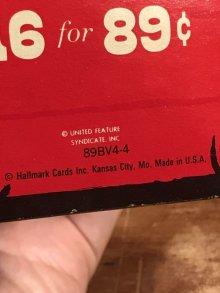 他の写真2: Hallmark Peanuts Snoopy Valentines Box スヌーピー ビンテージ バレンタインボックス 箱 70年代
