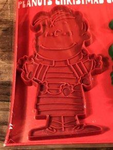 他の写真2: Hallmark Peanuts Snoopy Christmas Cookie Cutters 4 Set スヌーピー ビンテージ クッキーカッター 型抜き 70年代