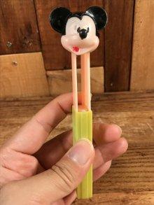"""他の写真2: Disney """"Mickey Mouse"""" No Feet Pez Dispenser ミッキーマウス ビンテージ ペッツ 足無し 70年代"""