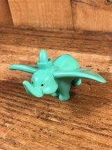 """Disney """"Dumbo"""" PVC Figure ダンボ ビンテージ PVCフィギュア ディズニー 70年代"""