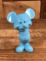 "Disney ""Mickey Mouse"" PVC Figure ミッキーマウス ビンテージ PVCフィギュア 70年代"