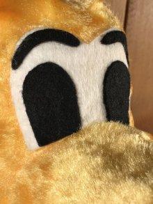 他の写真2: Walt Disney's Pluto Plush Doll プルート ビンテージ プラッシュドール ディズニー 60〜70年代