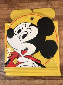 """他の写真2: Disney """"Mickey Mouse"""" Children's Shoe Bag ミッキーマウス ビンテージ シューバッグ 70年代"""