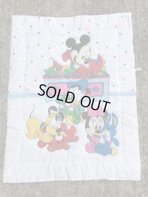 ディズニーのベイビーミッキーマウスのヴィンテージ雑貨