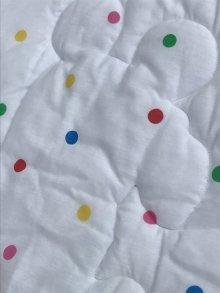 他の写真2: Dundee Baby Disney Character Baby Comforter ベイビーミッキー ビンテージ お布団 ディズニー 80年代